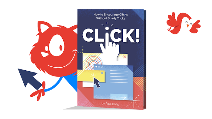 Upcoming Smashing Book: Click!