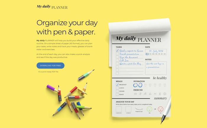 Designing Better Landing Pages
