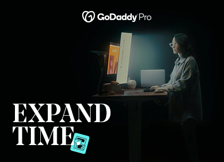 Do More For Clients. Expand Time With GoDaddy Pro, Free