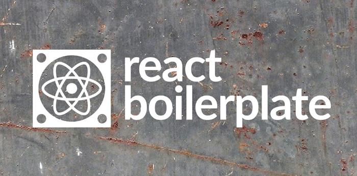 React Boilerplates