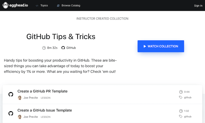 GitHub Tips And Tricks