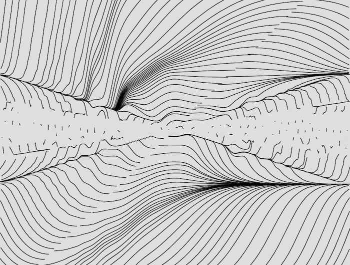 Flow Lines Generator