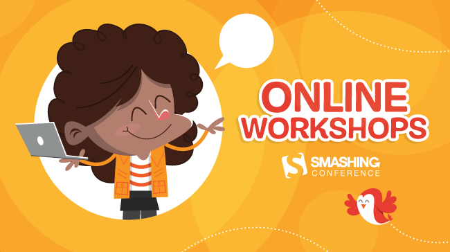 Smashing Online Events