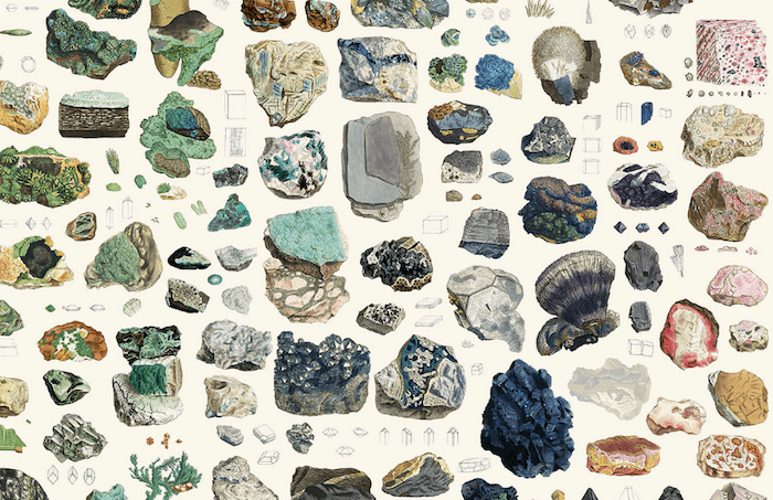 British and Exotic Mineralogy