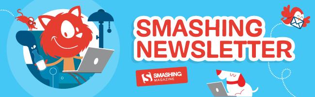 Smashing Newsletter