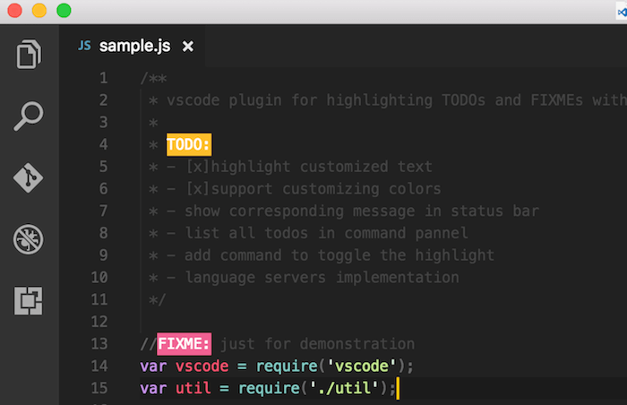 Highlight Annotations In Your Code