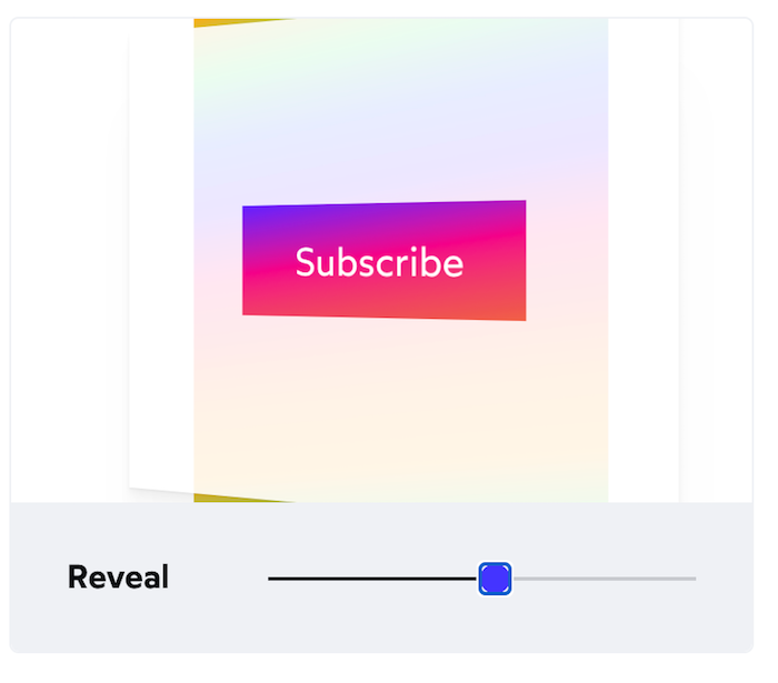Animated Sparkles And Rainbow Gradients With React