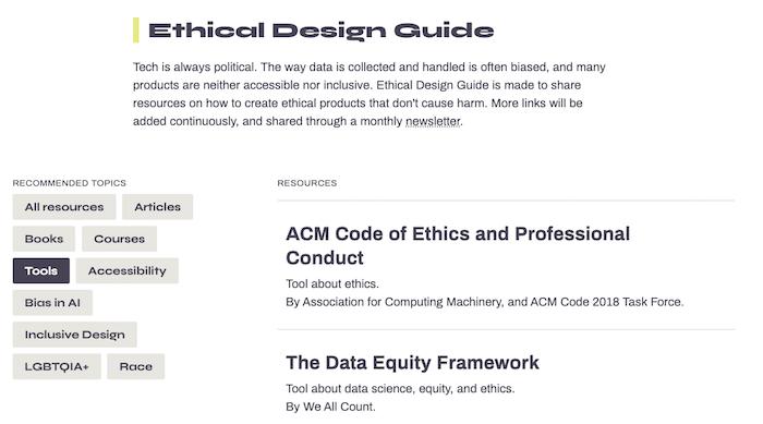 Better Design Guide