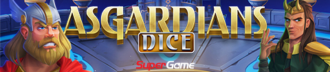 ASGARDIANS DICE OP SUPERGAME