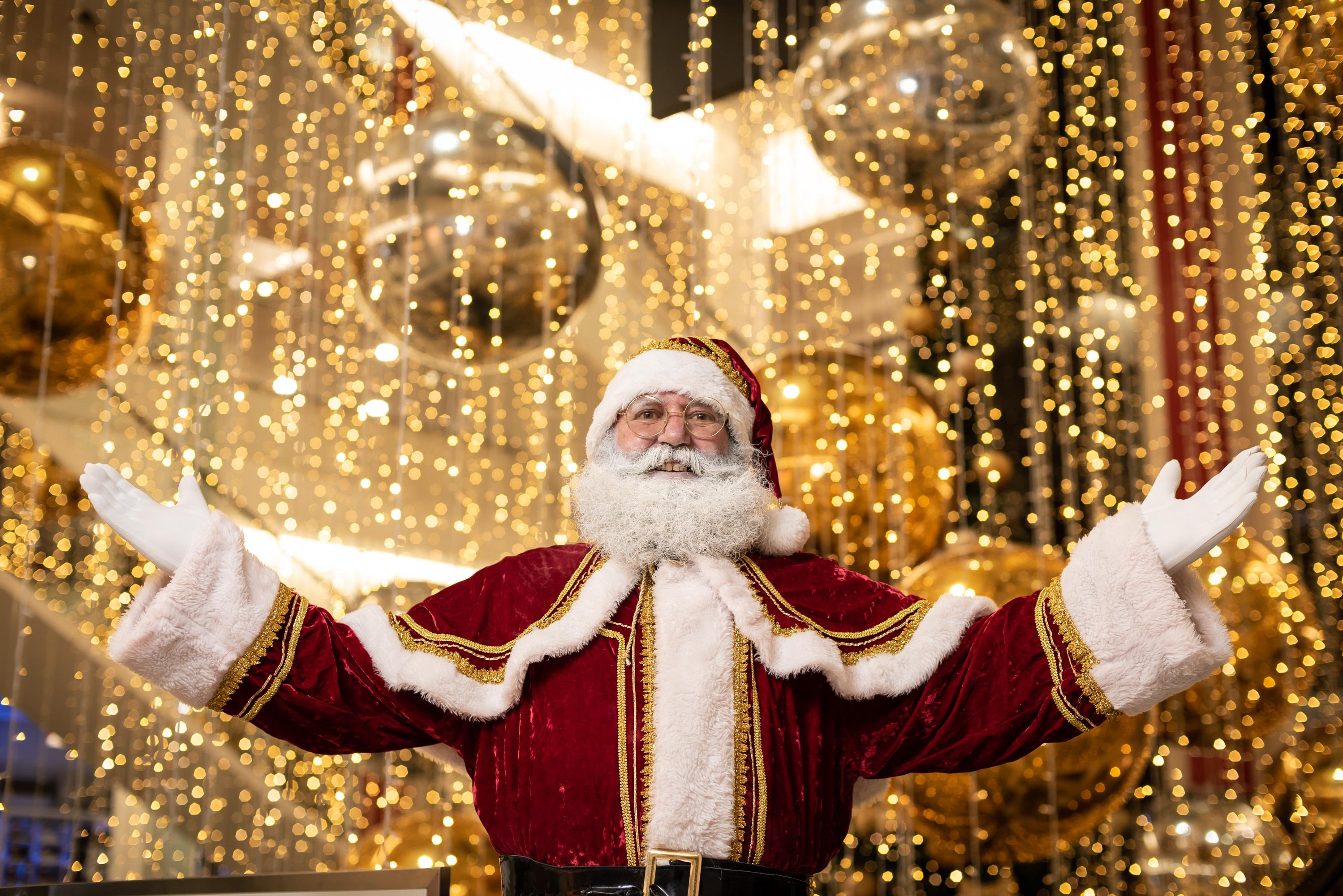 b0426d04 79ce 4bfd a380 c70cad4aa63a No Natal, Taguatinga Shopping celebra seus 20 anos com decoração especial comemorativa