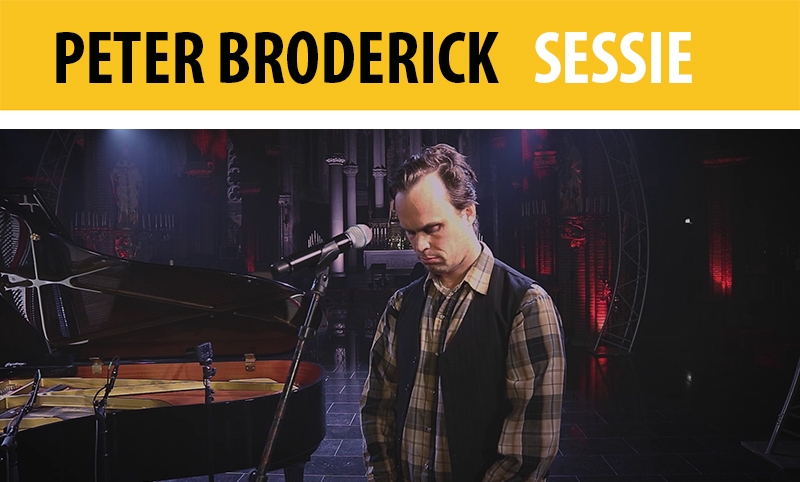 Peter Broderick - 2 Meter Session
