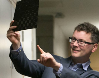 UL researchers find way to create car parts from paperwaste