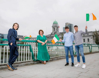 Irish students are winners at European young scientist contest