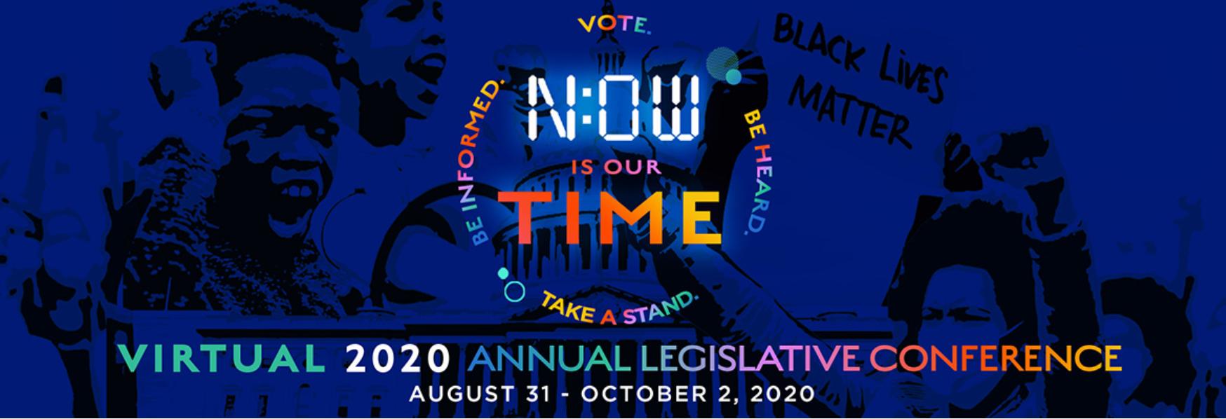 Flyer for 2020 Annual Legislative Conference