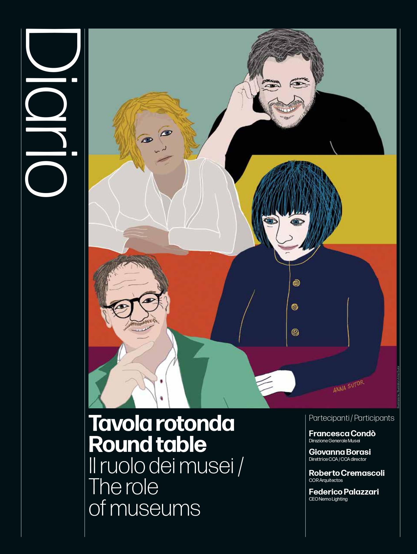 Revista Domus 1057 news