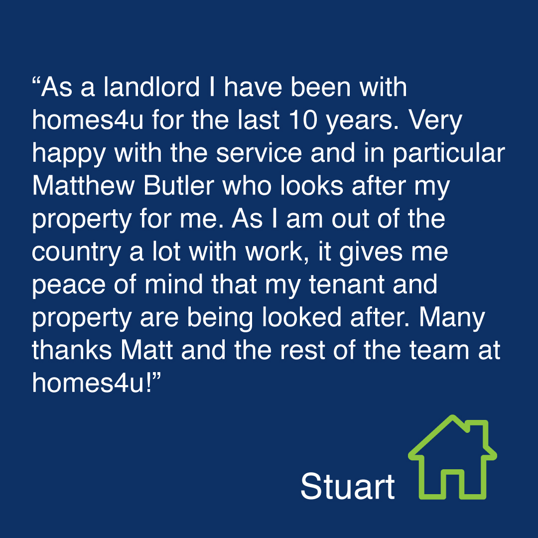 Letting Agent Testimonial