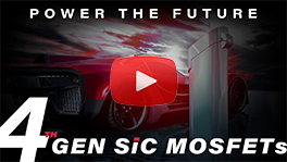 4th Generation SiC MOSFETs