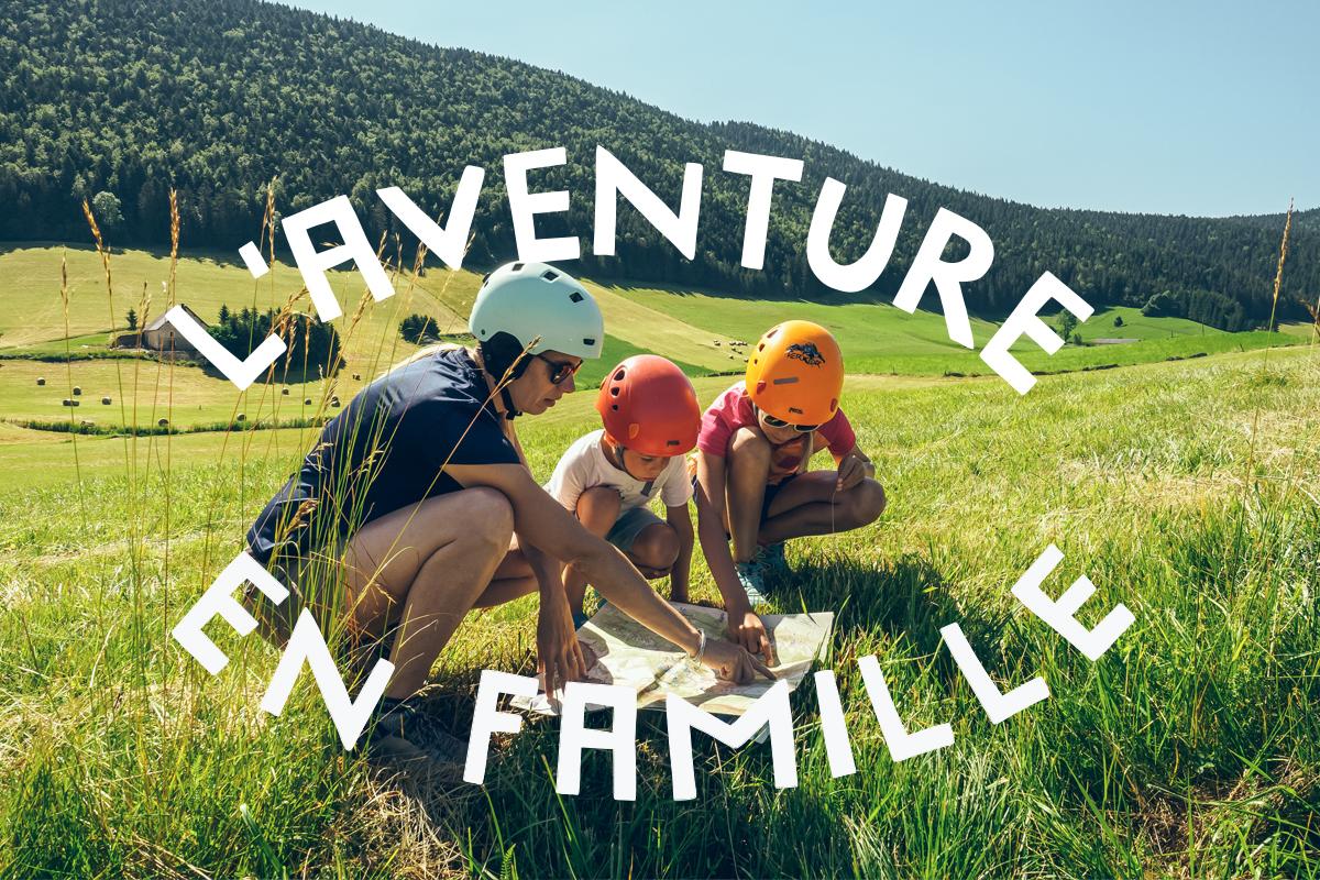 Famille aventure