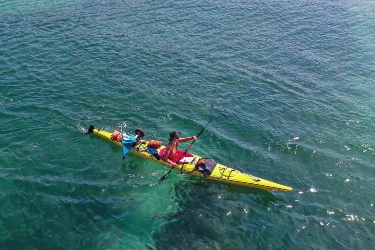 Kayak masterclass