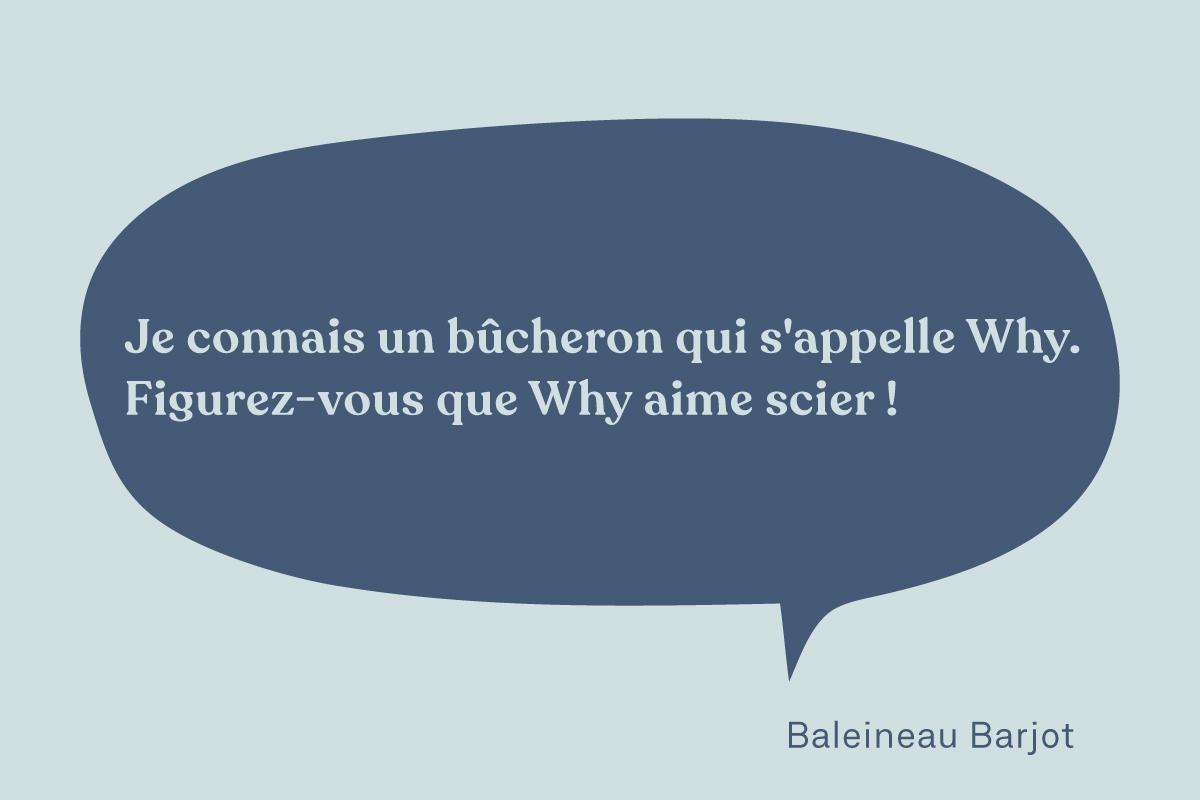 Why aime scier