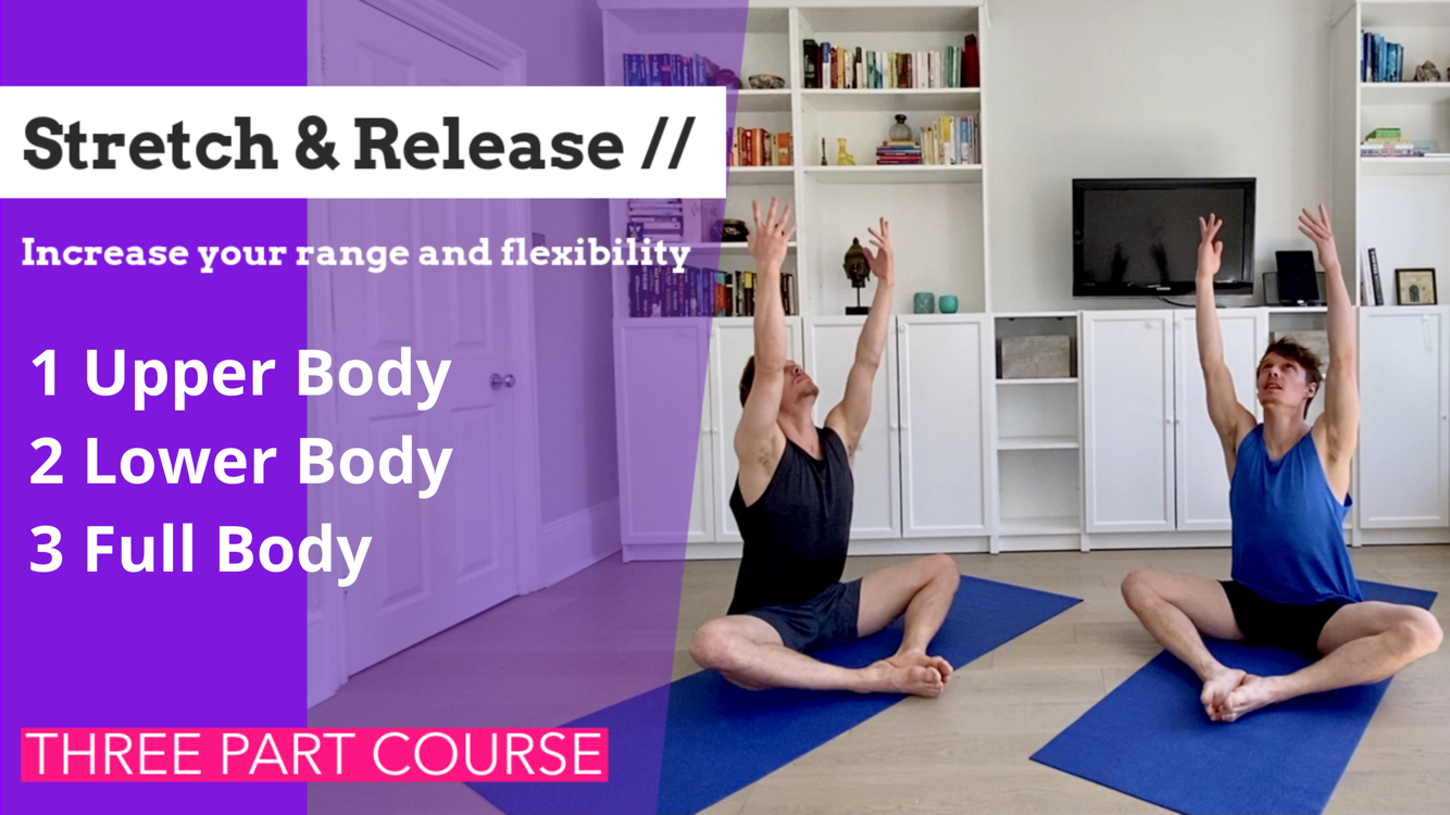 The Ballet Twins Stretch and Release Course