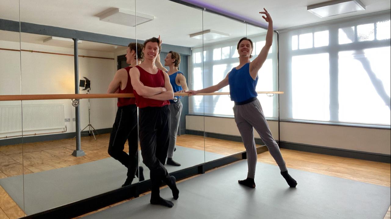 The Ballet Twins Studio