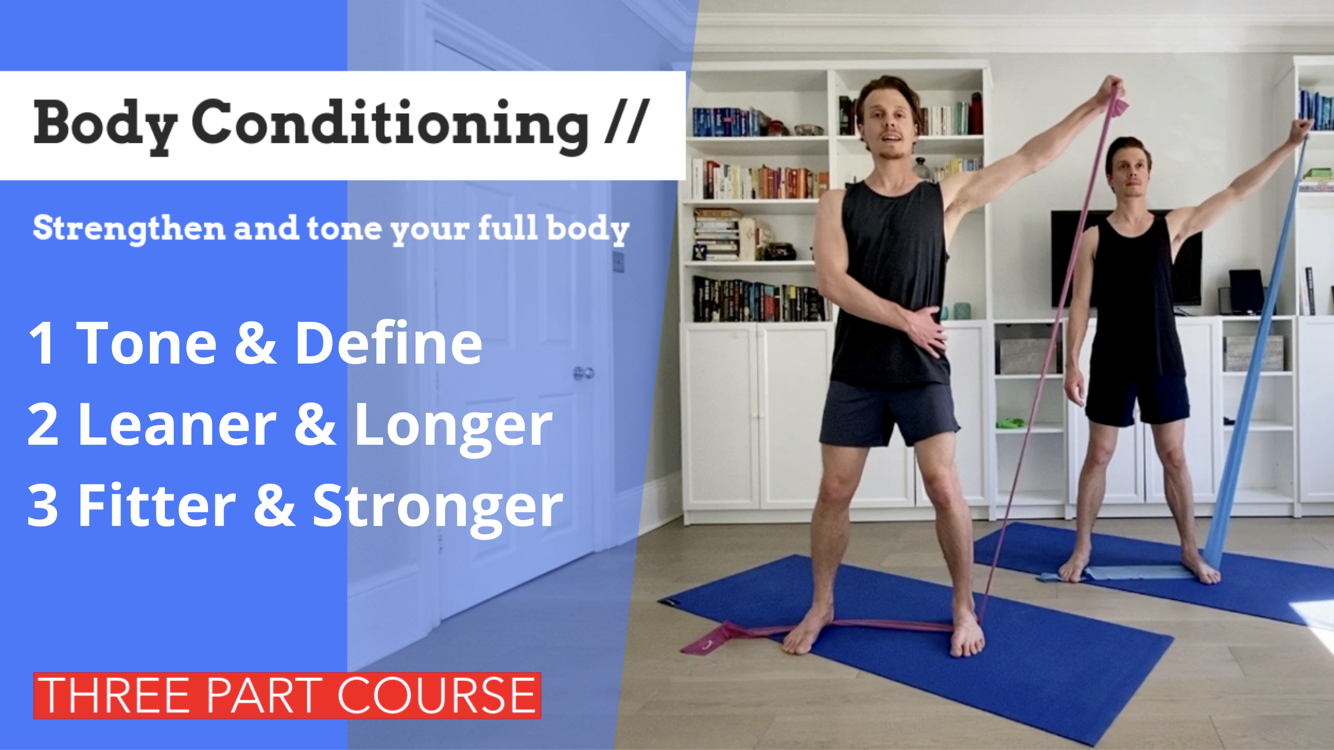 The Ballet Twins - Body Conditioning Course