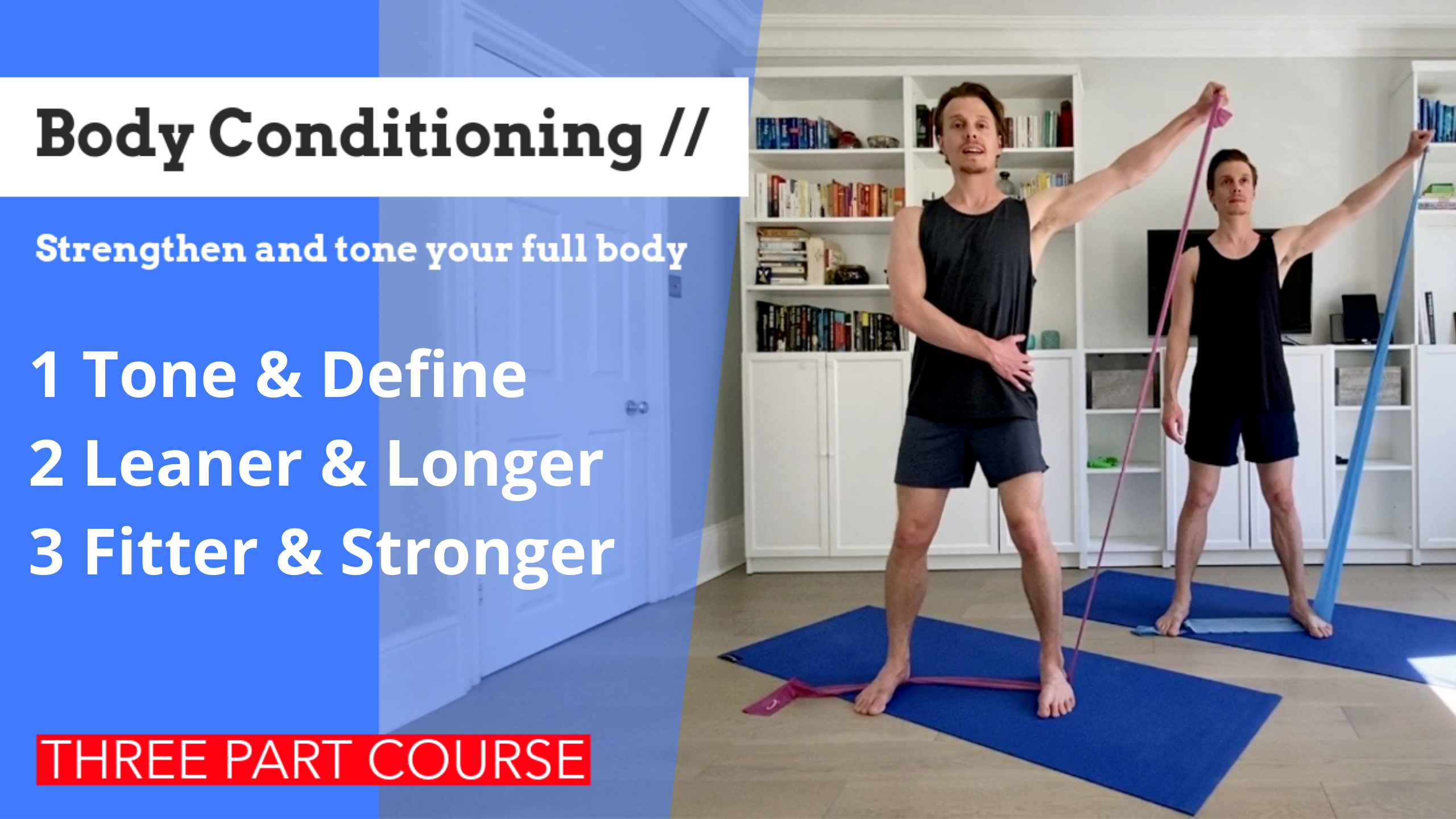 The Ballet Twins - Body Condtioning Course