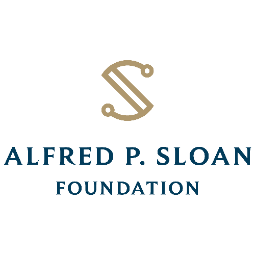 The logo of the Alfred P. Sloan Foundation