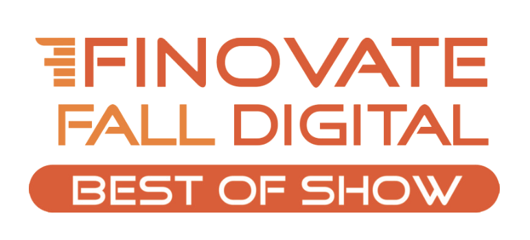 Marketplace Finovate Best of Show Award