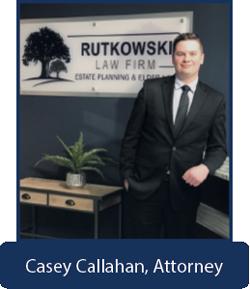 Casey Callahan, Attorney