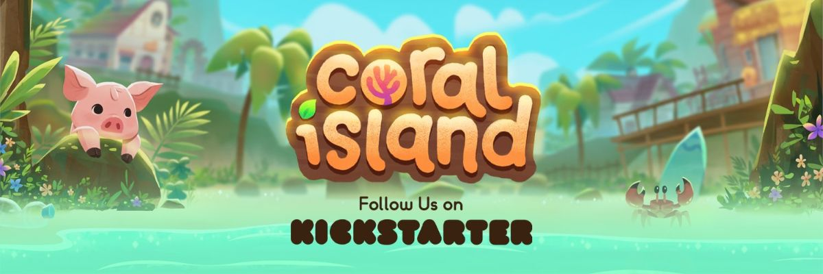 Upcoming Tropical Island Farm Sim 'Coral Island' Hits Kickstarter February 1
