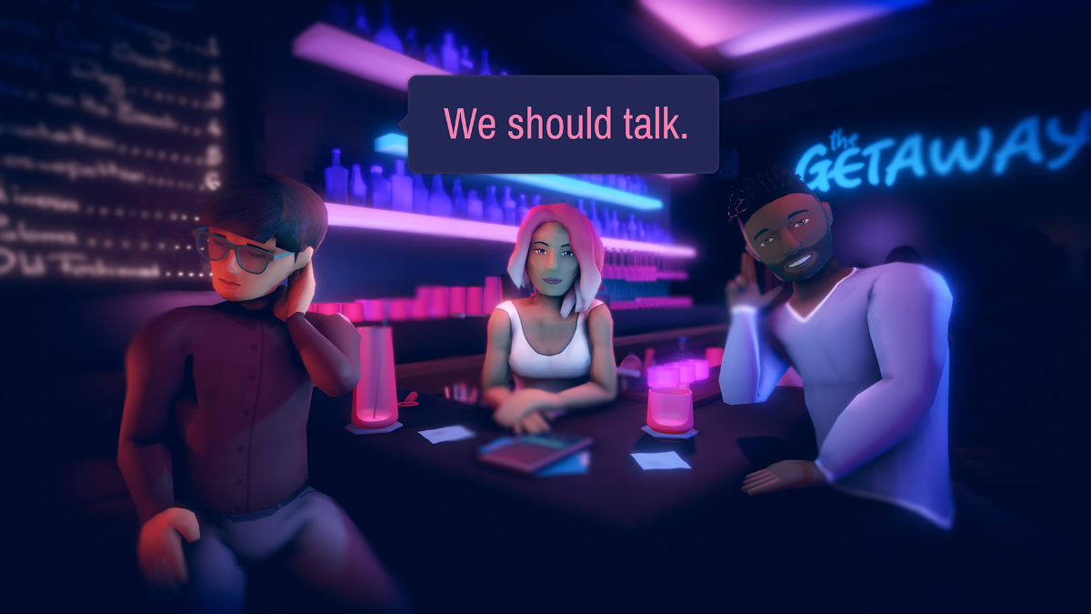Short-Form Narrative Game 'We should talk.' Launches July 16 on Steam, Switch, and Xbox One; PS4 Shortly After — Codes by Request