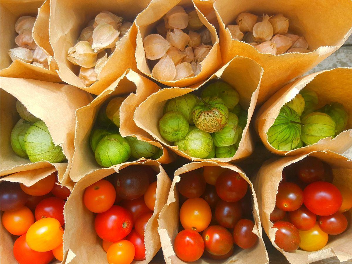 home veggies