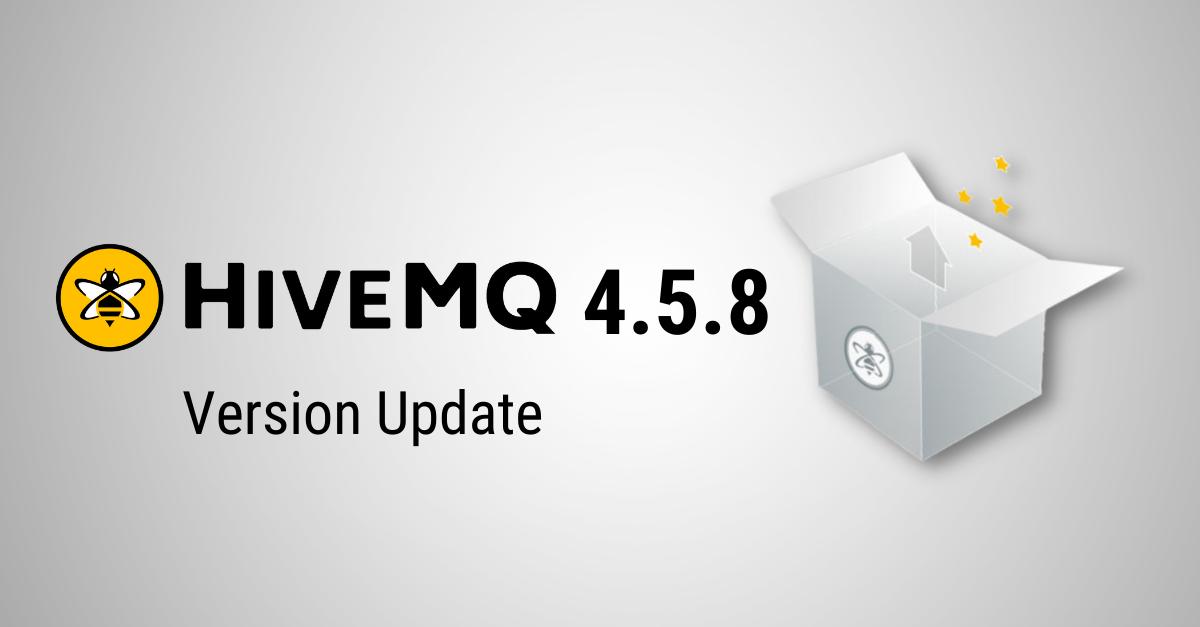 HiveMQ 4.5.8
