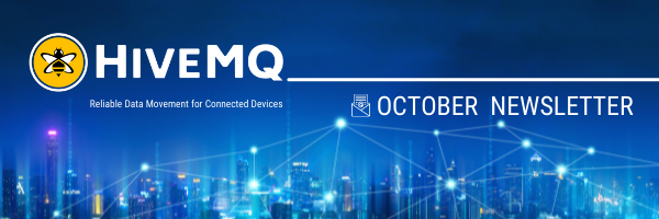 October Edition of HiveMQ Newsletter