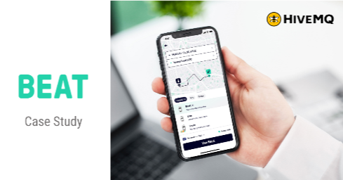 HiveMQ Success Story with Beat Ride-Hailing App