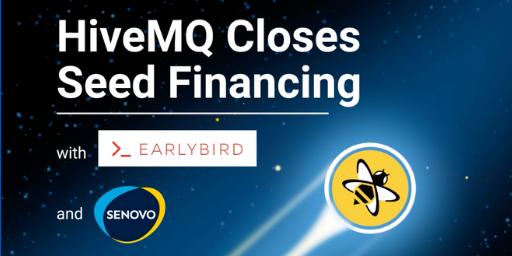 HiveMQ Raises €9.3 Million Seed Round Funding