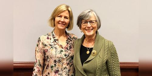 Interdisciplinary lecture cultivates collaboration, leadership in plant health