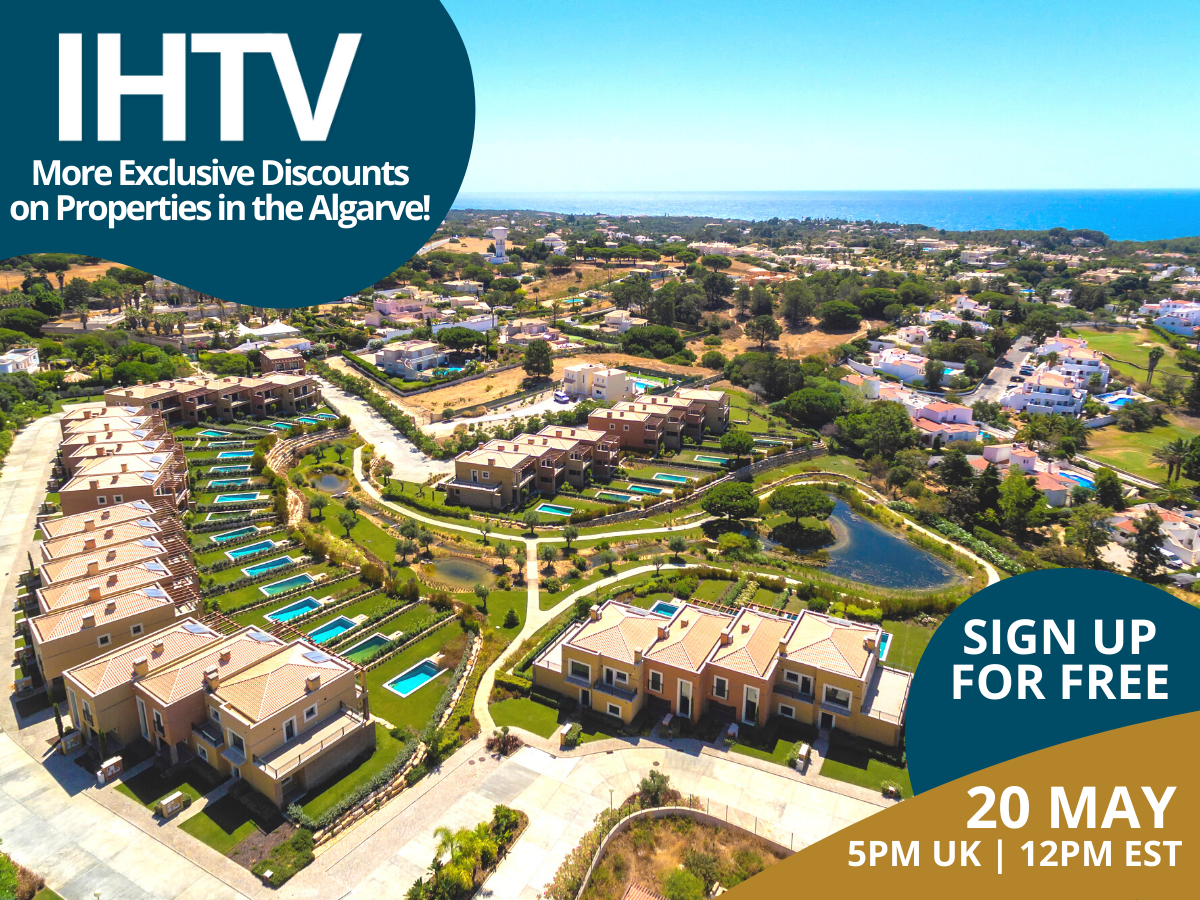 IHTV - Property For Sale - Portugal