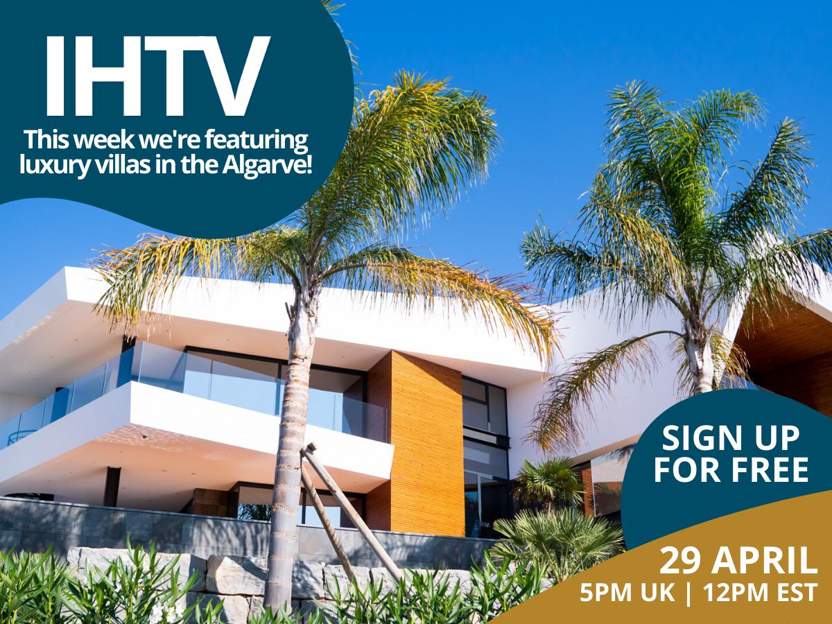 Property For Sale - Luxury Villas - Algarve
