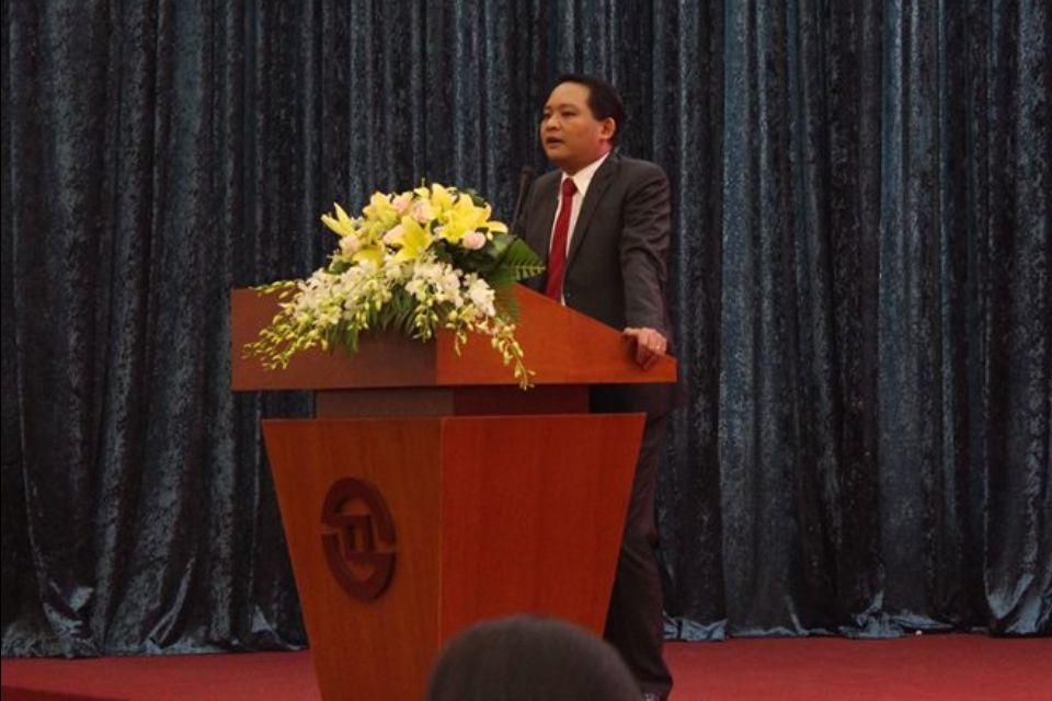 Hội thảo Báo cáo Tài chính Quốc tế
