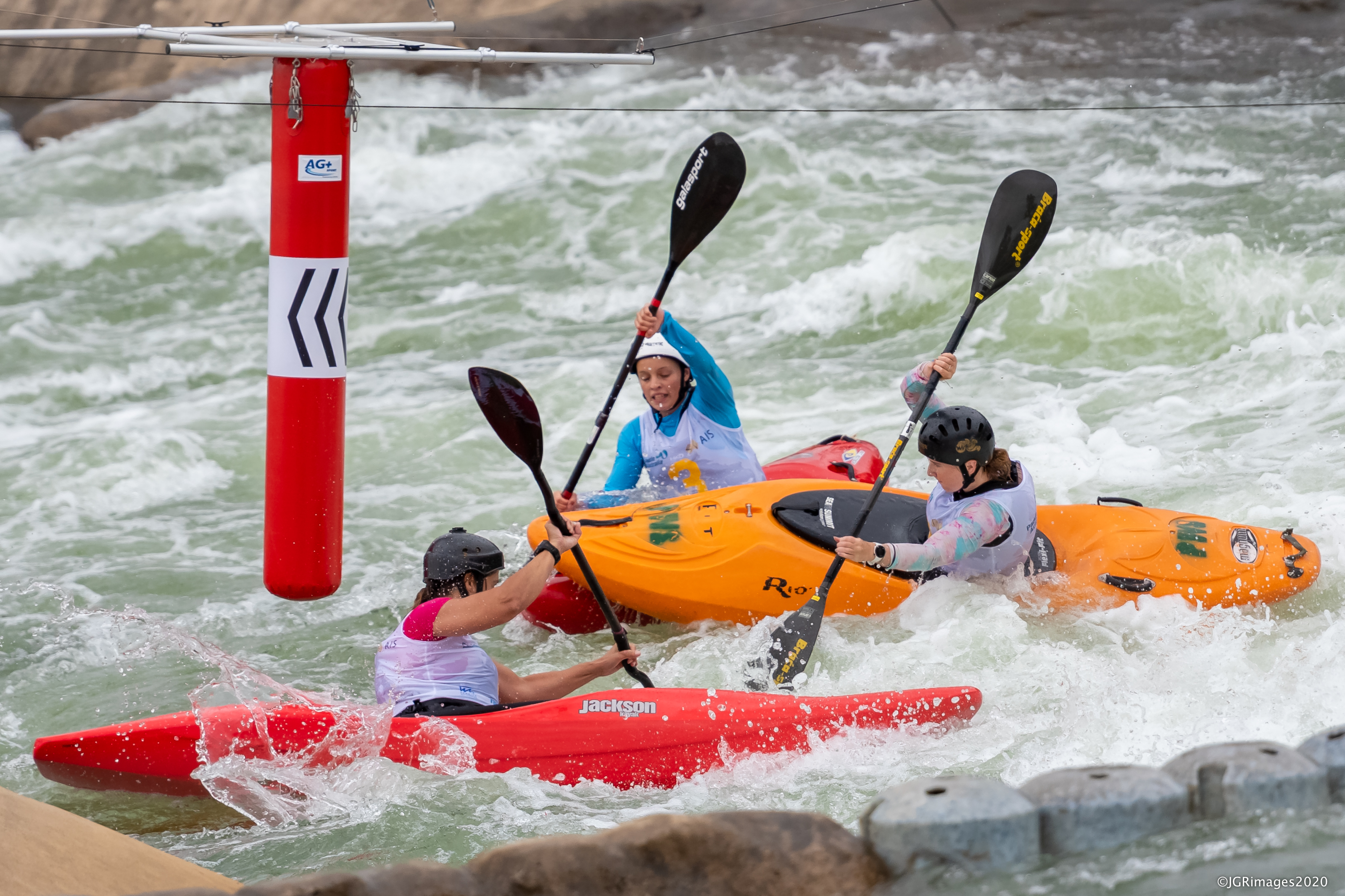 Extreme Slalom at PWS - Photo credit JGRImages