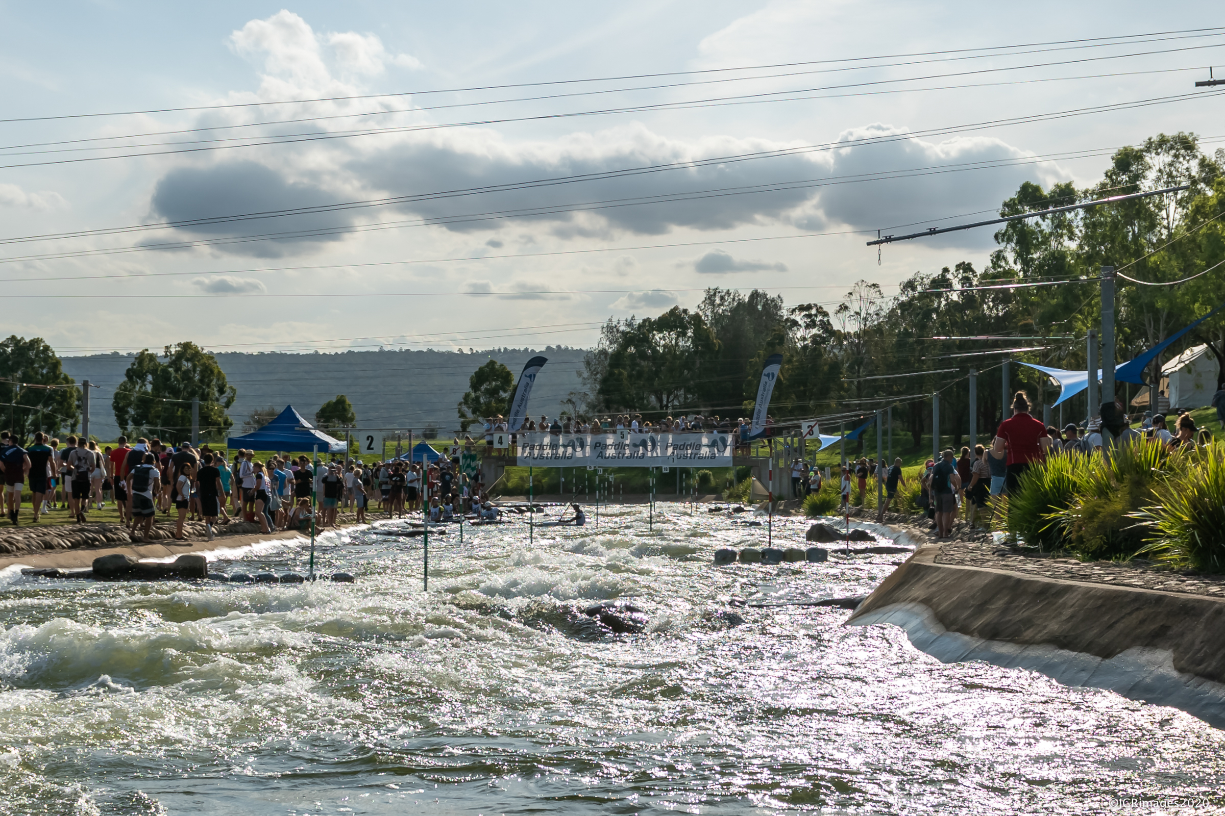 Penrith Whitewater Stadium - Photo credit JGRImages