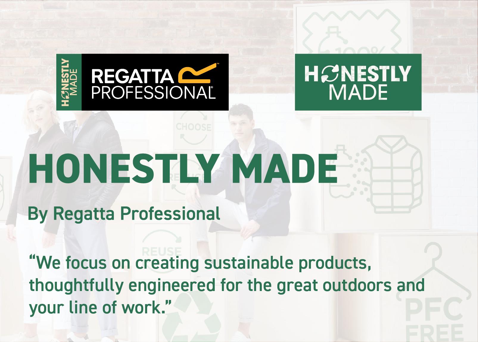 Regatta Professional Honestly Made