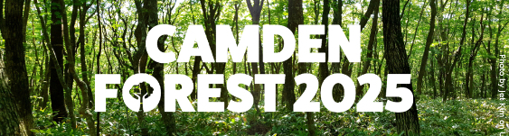 Logo for Camden Forest