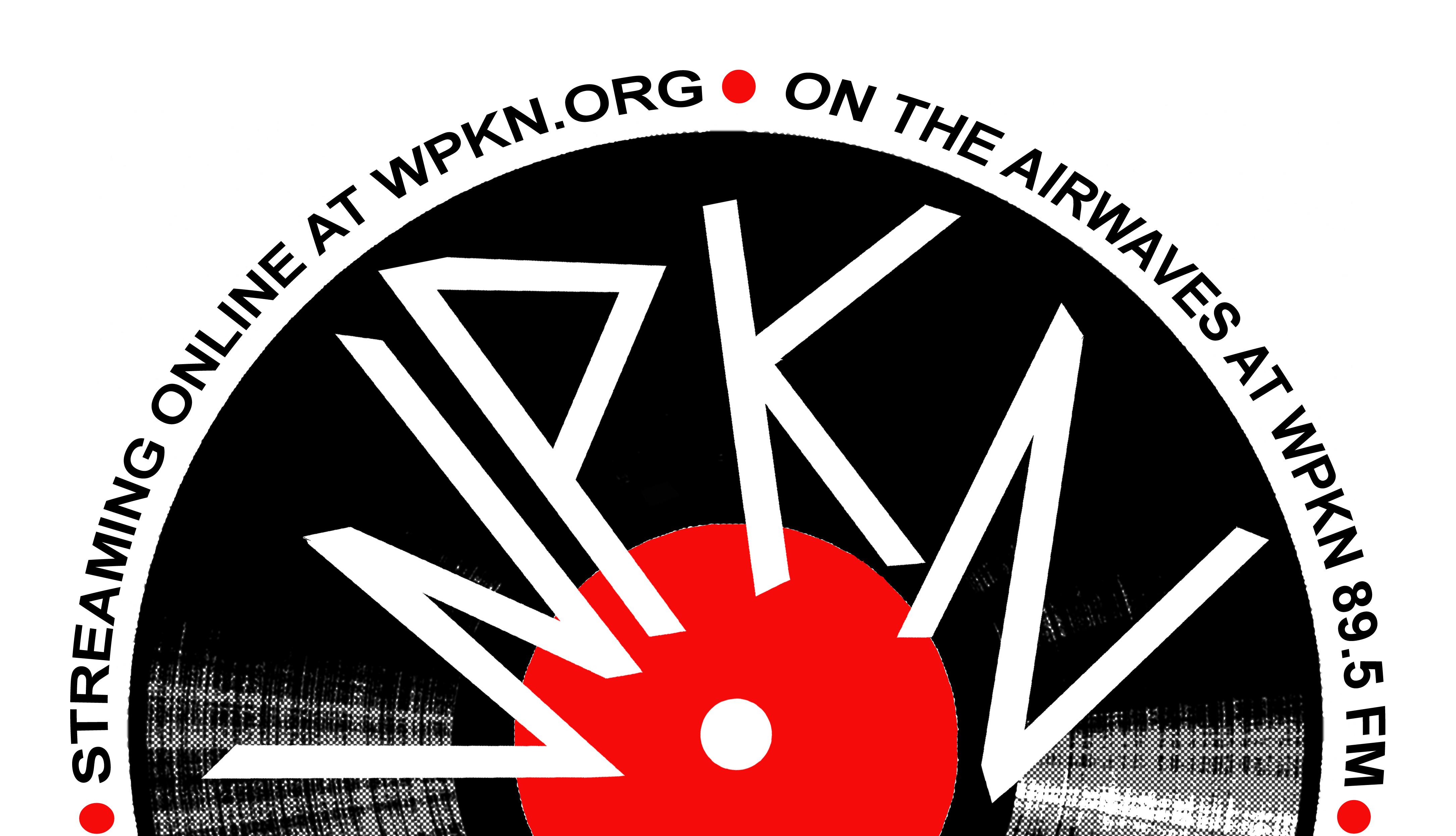 wpkn radio record logo