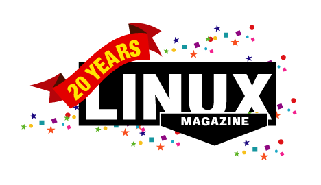 20 Years of Linux Magazine