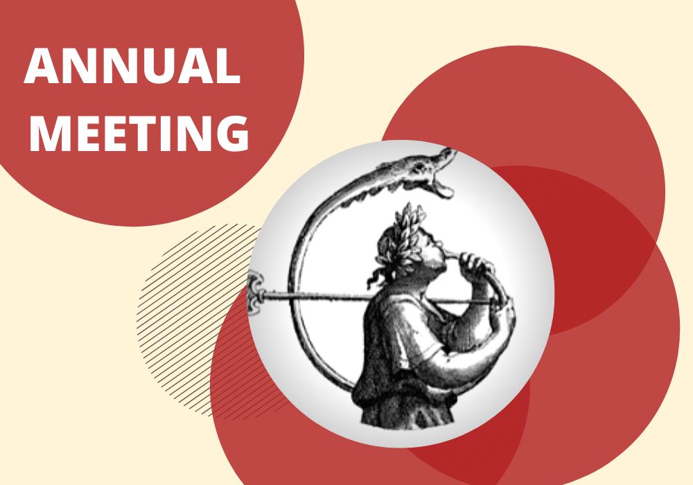 Annual Membership Meeting Poster