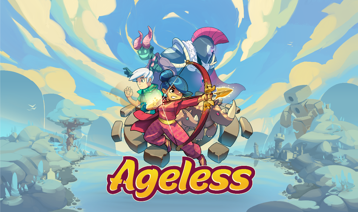 EMBARGO 30th JUNE 14:00 BST: Discover your inner hero when Ageless launches 28th July